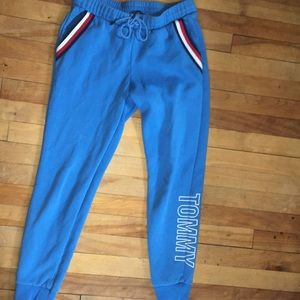 GENTLY USED TOMMY HILFIGER JOGGERS